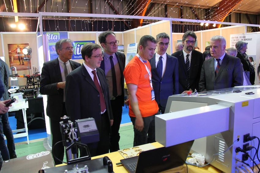 Salon oninnov r inventer encore et encore for Salon de l innovation technologique
